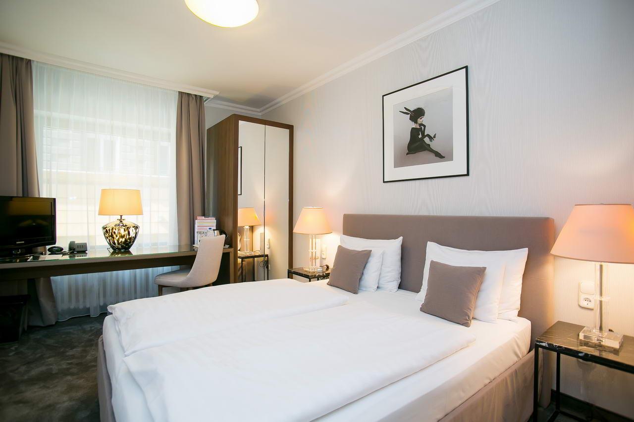 Accommodation City Centre Budapest Ambra Hotel